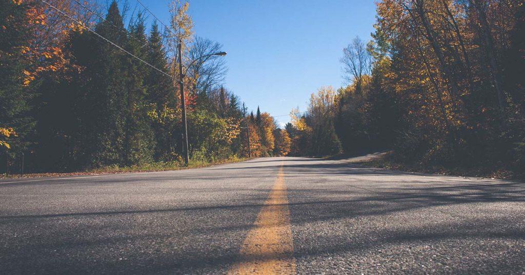 Managing Change - Road